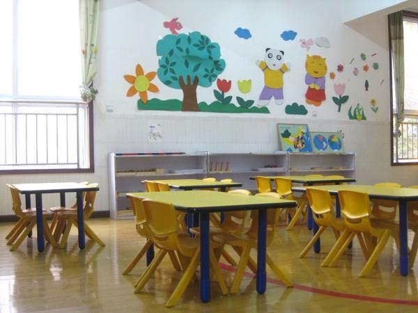 學前班室內墻畫
