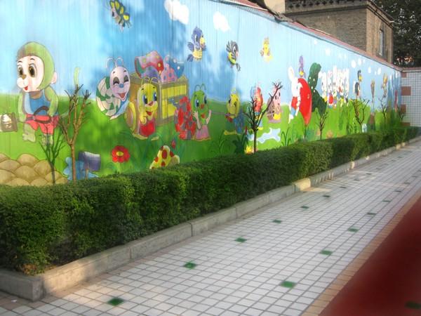校园图片——平顶山市红苹果幼儿园